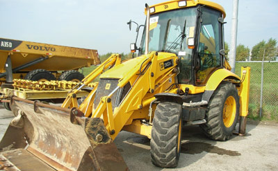 Loader (Backhoe)