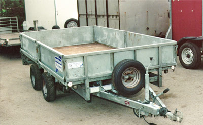Trailer (Flat-bed)