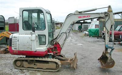 Excavator (Mini)