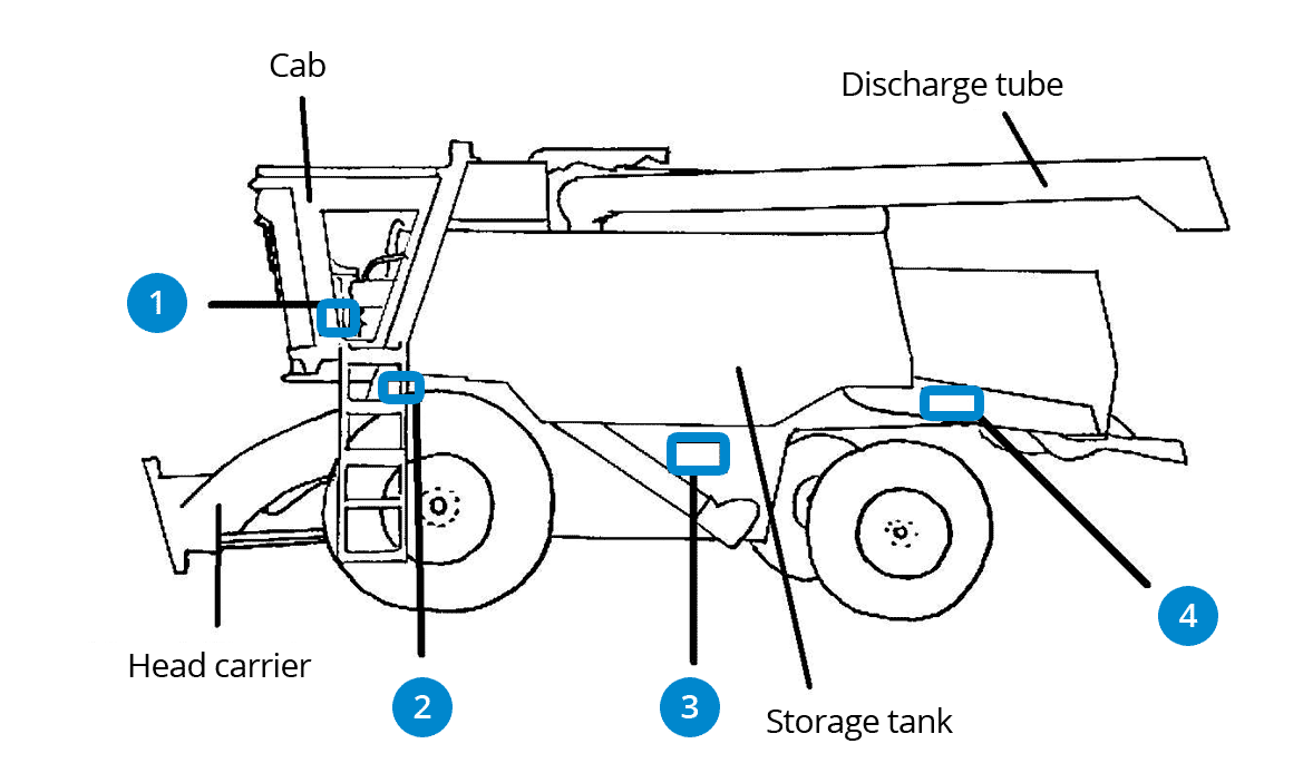 ford 1910 tractor parts diagram