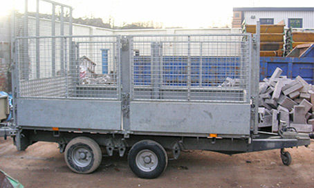 Ifor Williams LT106G Trailer