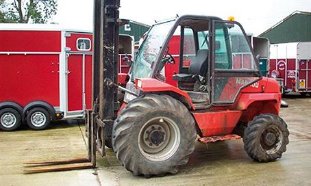 Manitou M26 Forklift