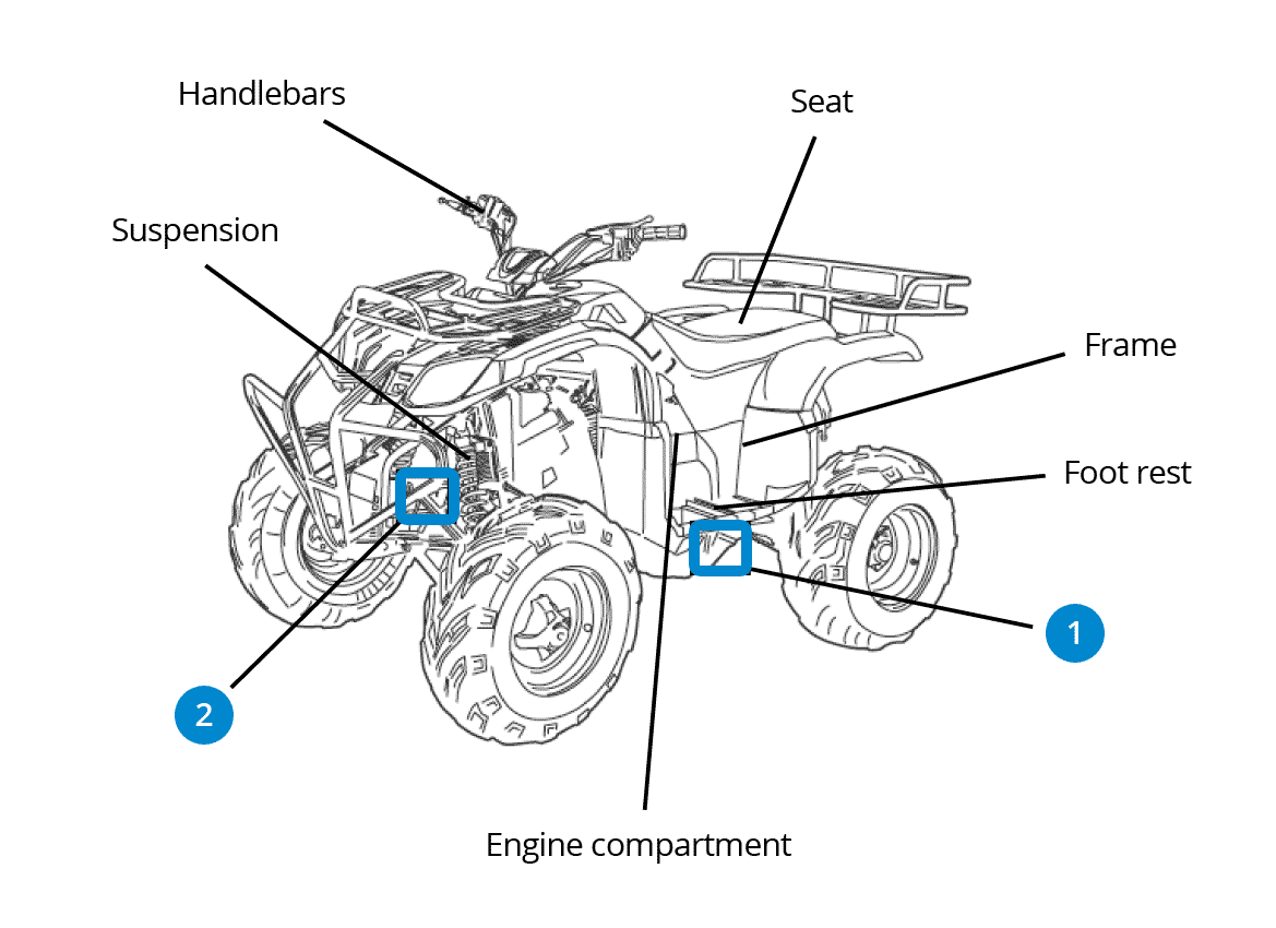 kymco mongoose 250 wiring diagram