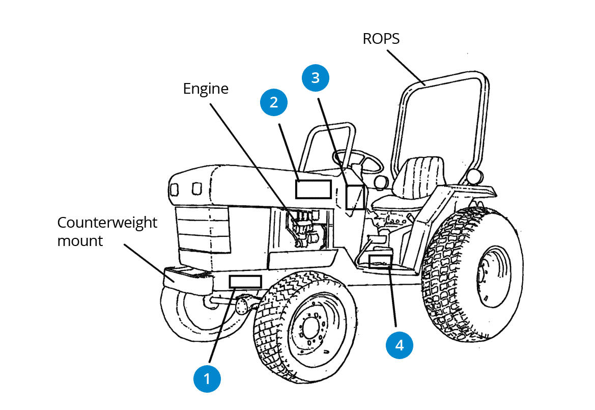 Tractor (Compact)