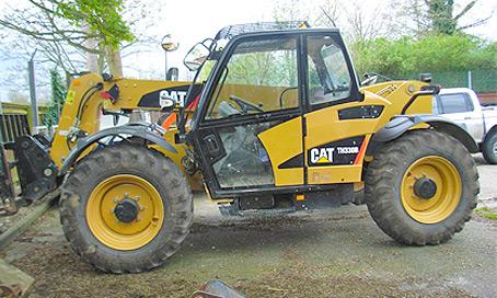 Cat TH330B Telehandler