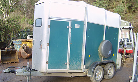 Ifor Williams HB505R
