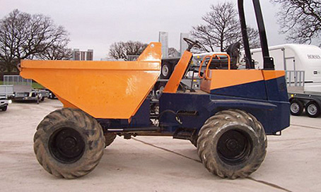Thwaites 7 ton Dumper